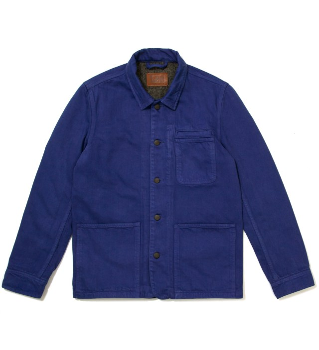 KRISVANASSCHE Lee® KRISVANASSCHE Blue Workwear Jacket