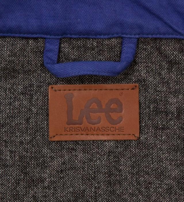 KRISVANASSCHE Lee® KRISVANASSCHE Blue Workwear Jacket