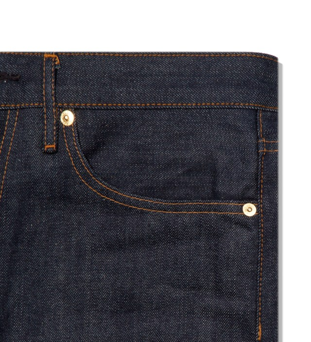 Head Porter Plus Indigo Denim Jeans