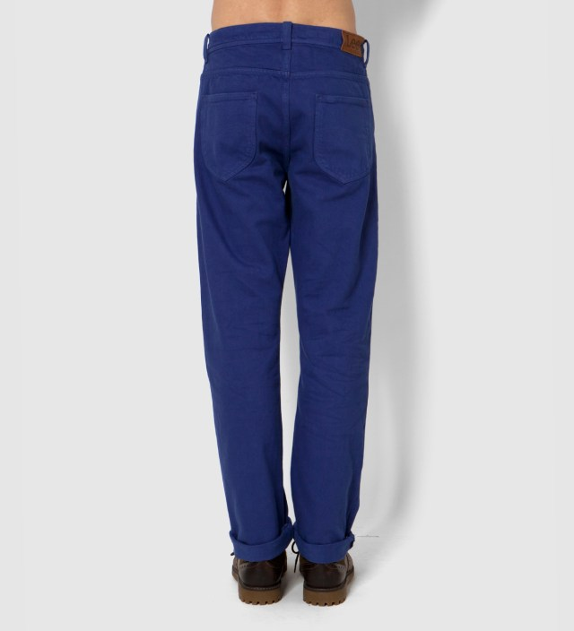 KRISVANASSCHE Lee® KRISVANASSCHE Blue Inspired Trousers Jeans