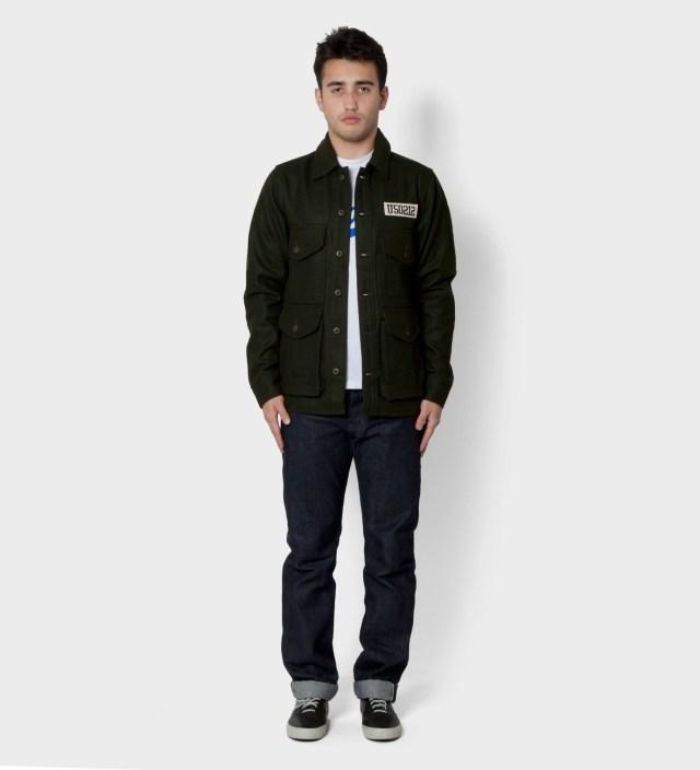 Undefeated Olive U50 Jacket