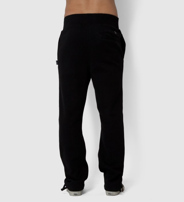 UNDEFEATED Black Drawstring Leg Pants