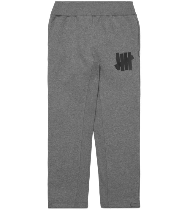 UNDEFEATED Heather Grey Drawstring Leg Pants