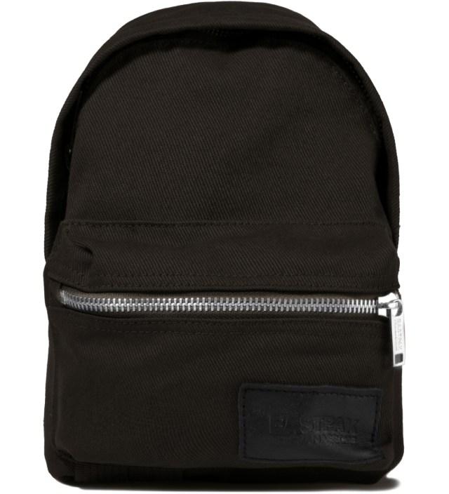 KRISVANASSCHE Eastpak KRISVANASSCHE Black Cotton Mini Backpack Pouch