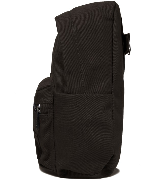 KRISVANASSCHE Eastpak KRISVANASSCHE Black Cotton Mini Backpack Pouch