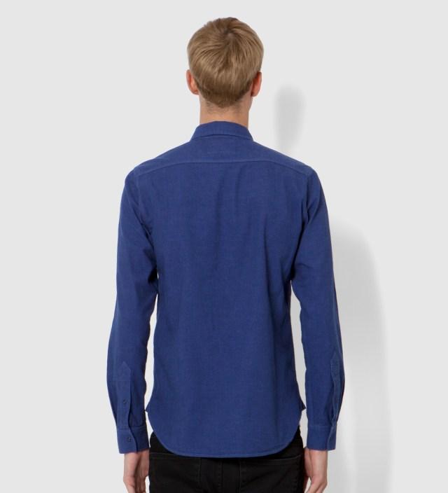 KRISVANASSCHE Lee® KRISVANASSCHE Blue Denim Inspired Shirt