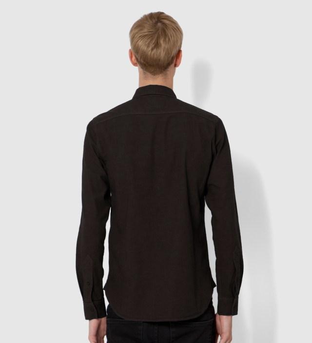 KRISVANASSCHE Lee® KRISVANASSCHE Dark Brown Denim Inspired Shirt