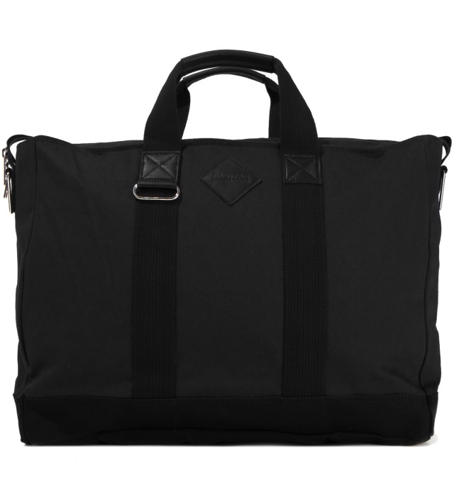 KRISVANASSCHE Eastpak KRISVANASSCHE Black Cotton Shopper II
