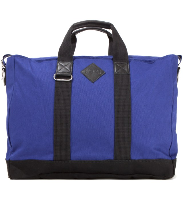 KRISVANASSCHE Eastpak KRISVANASSCHE Blue Cotton Shopper II