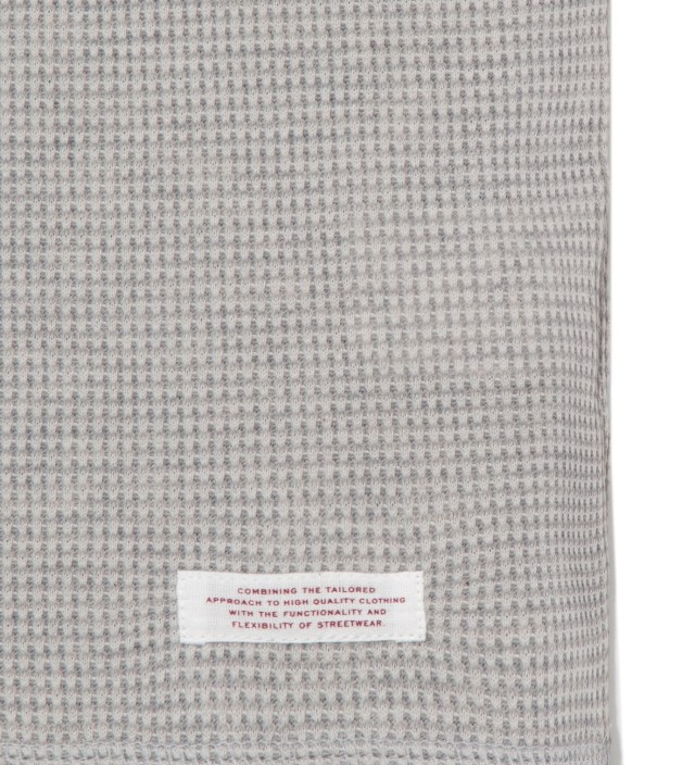 DELUXE Grey Winston Crewneck Shirt
