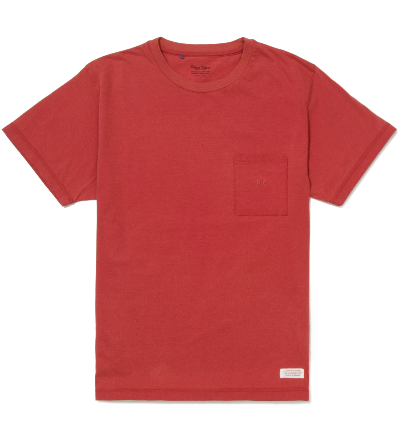 DELUXE Red Pina Colada T-Shirt