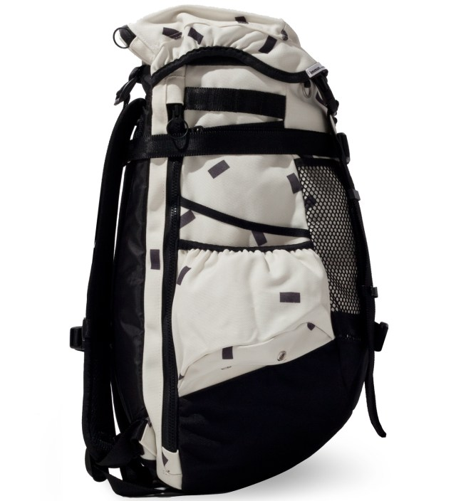A.FOUR A. FOUR X immun. Black Recto Back Pack