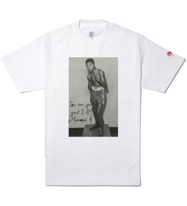 SSUR White Ali T-Shirt