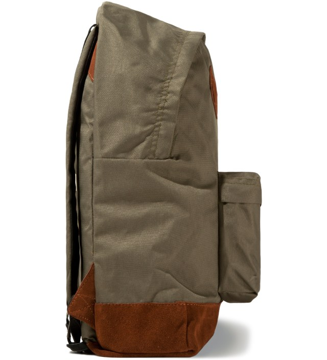 UNDEFEATED Olive Fighting Backpack