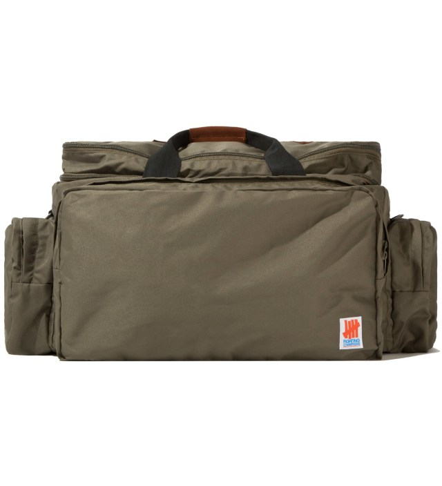 Undefeated Olive Fighting Duffle Bag