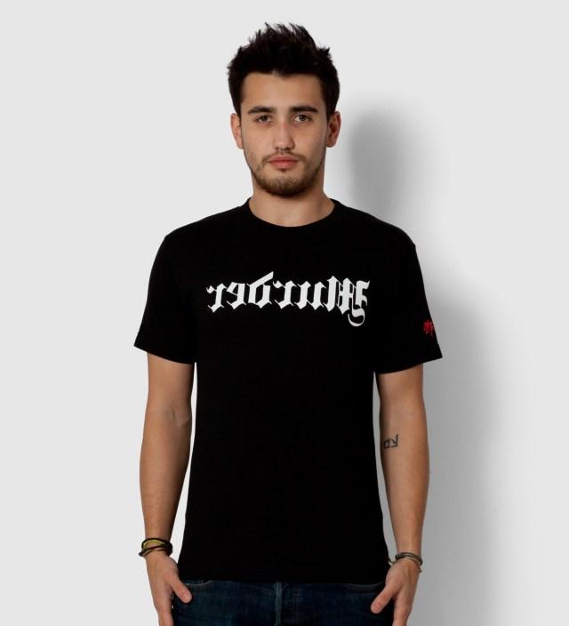SSUR Black Redrum T-Shirt