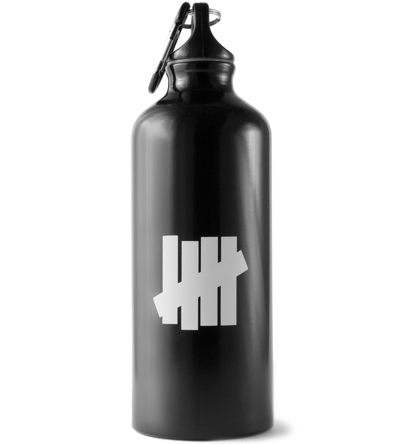 UNDEFEATED Black 10 Years Aluminum Bottle