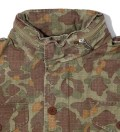 PHENOMENON Camo Cotton Ripstop Army Jacket