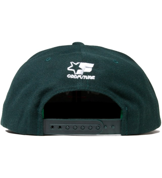 Odd Future Green Golf Wang Cap