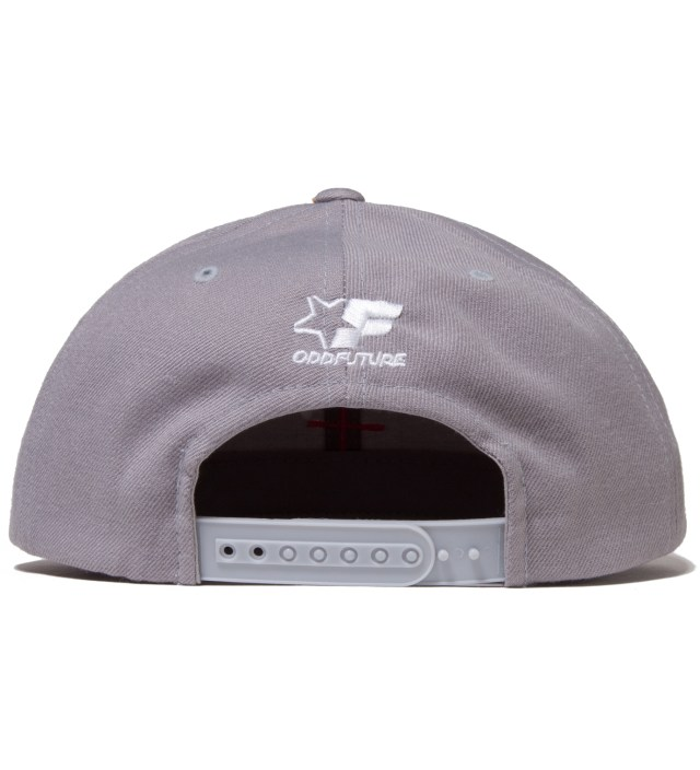 Odd Future Grey Golf Wang Snapback Cap