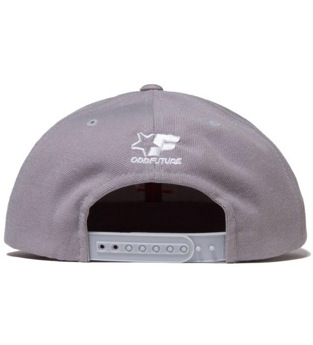 Odd Future Grey Golf Wang Snapback Cap