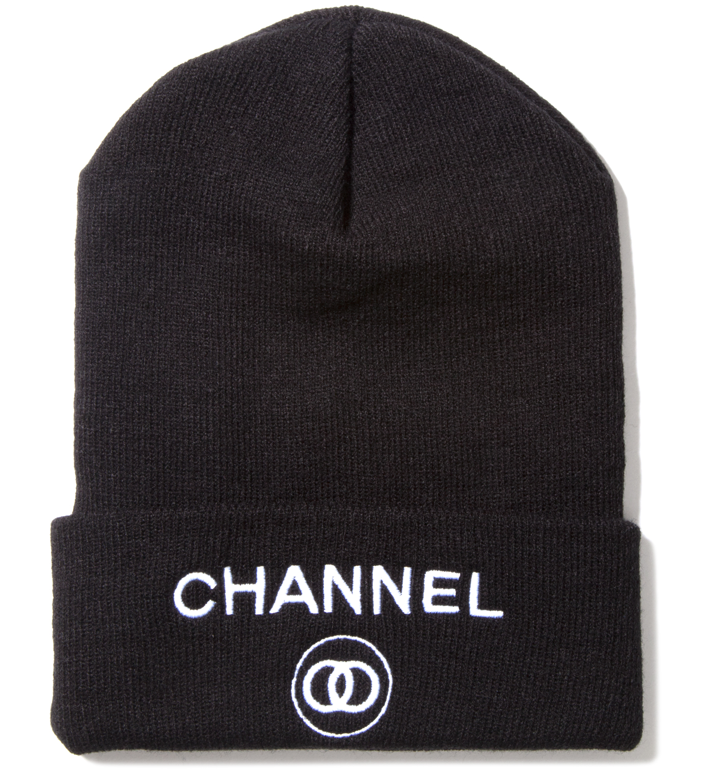 SSUR Charcoal Channel Zero Beanie