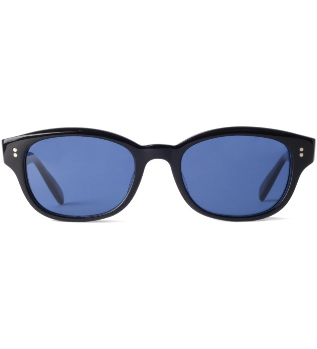 "BEDWIN & THE HEARTBREAKERS Stussy x The Heartbreakers Black ""DJ Jules"" Eye Gear Sunglasses"