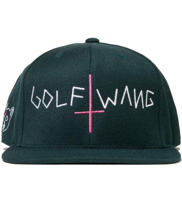 Odd Future Green Golf Wang Cap