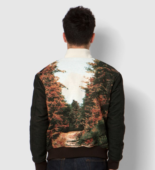 PHENOMENON Brown Horse Jacket