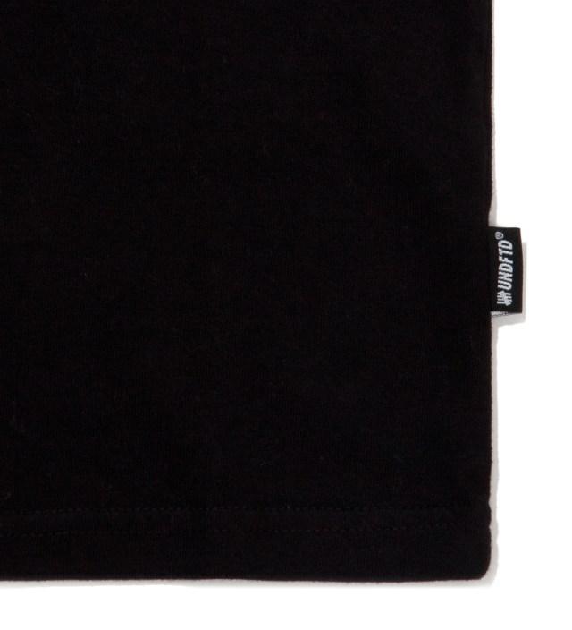 UNDEFEATED Black Fighting Pocket Long Sleeve T-Shirt