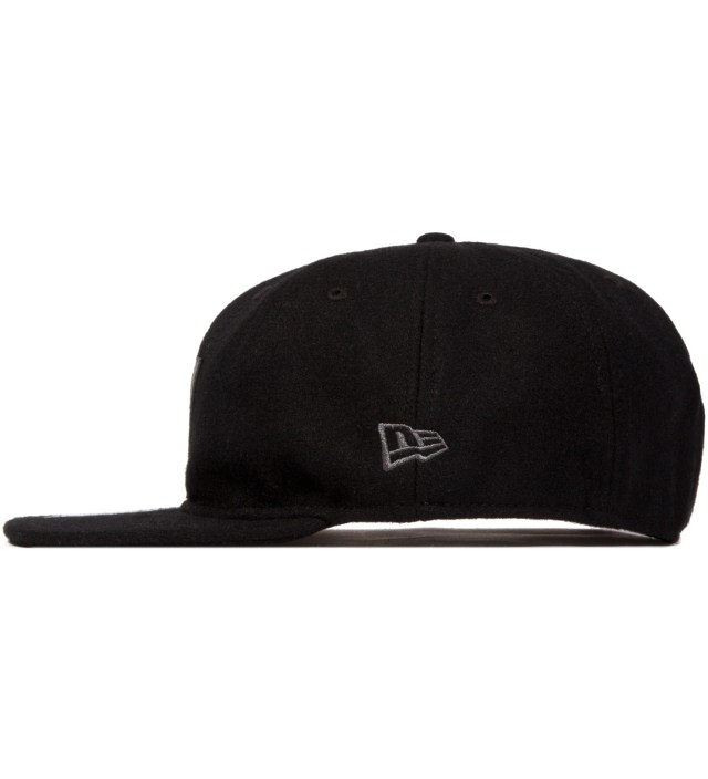 Us Versus Them Black Vintage 8 New Era Cap