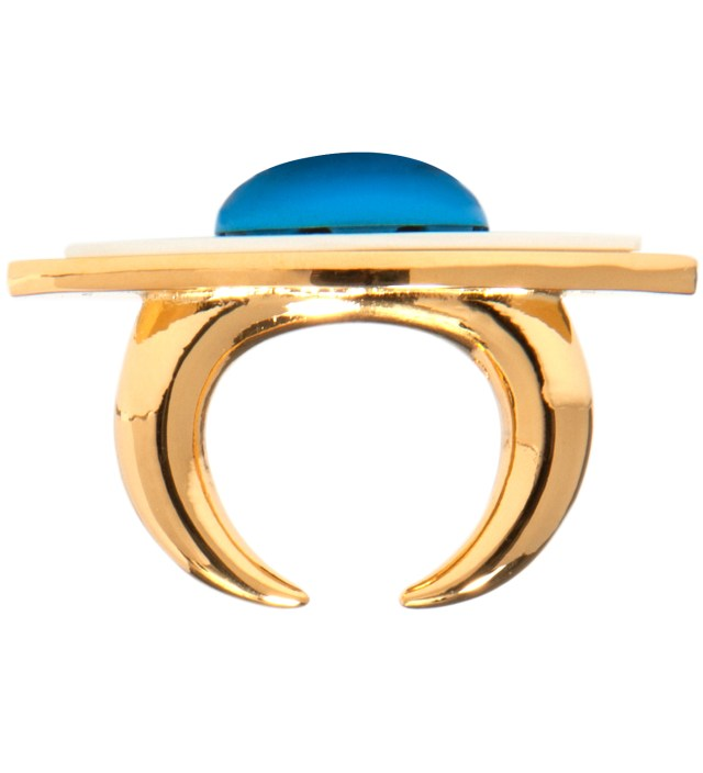 AMBUSH Blue Eye Ring