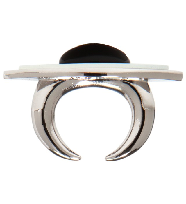 AMBUSH Black Eye Ring