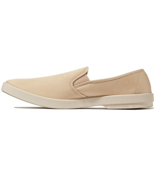 Rivieras Beige Trench Shoes