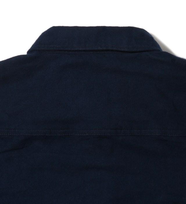 GARBSTORE Navy Factory Shirt