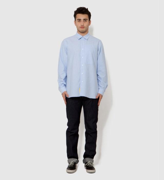 GARBSTORE Sky Blue Factory Shirt