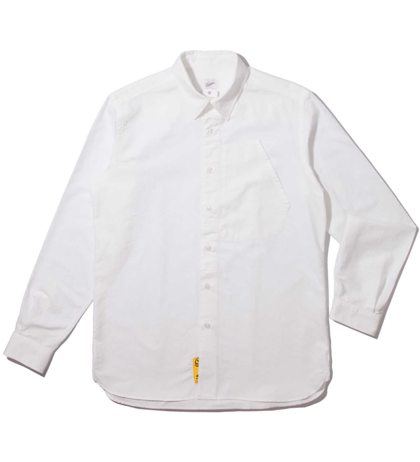 GARBSTORE White Factory Shirt
