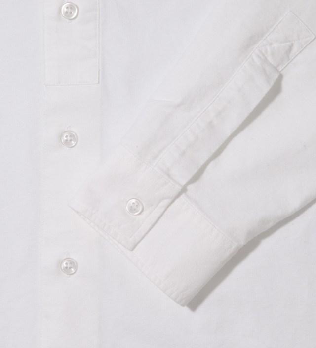 GARBSTORE White Factory Shirt