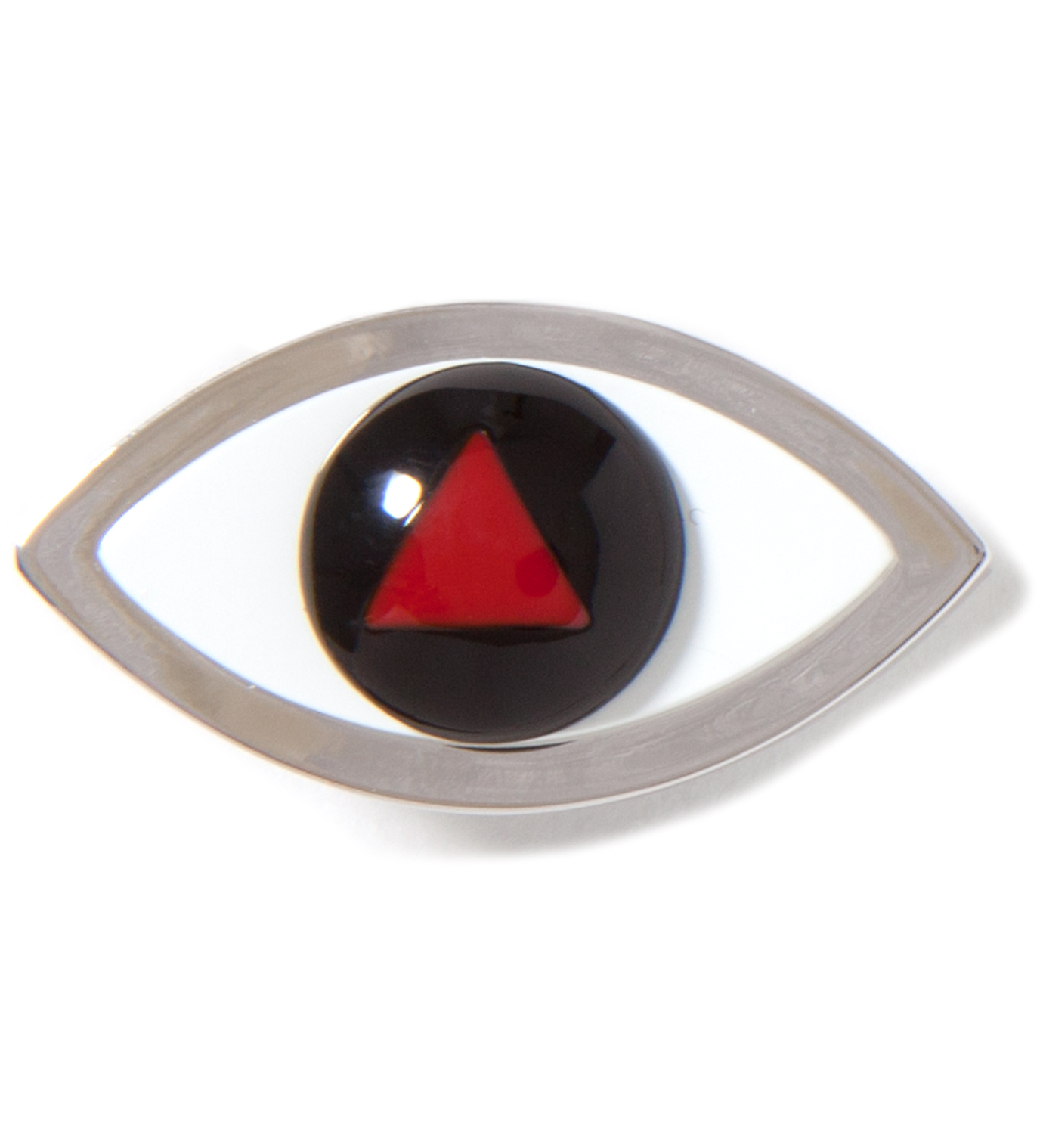 AMBUSH Black Eye Ring