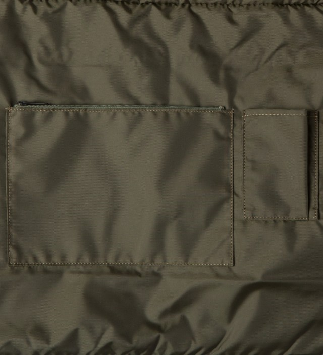 Head Porter Olive Stellar Tote Bag (XL)