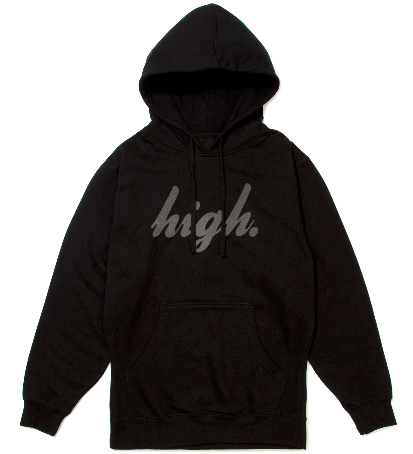 Odd Future Black Domo High Black Hoodie