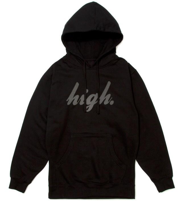 Odd Future Black Domo High Black Hoodie