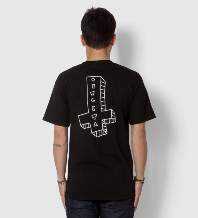 Odd Future Black OFGKTA It's Us Cross T-Shirt