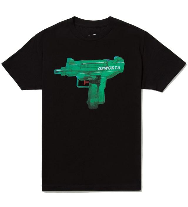 Odd Future Black OFWGKTA Water Gun Uzi T-Shirt