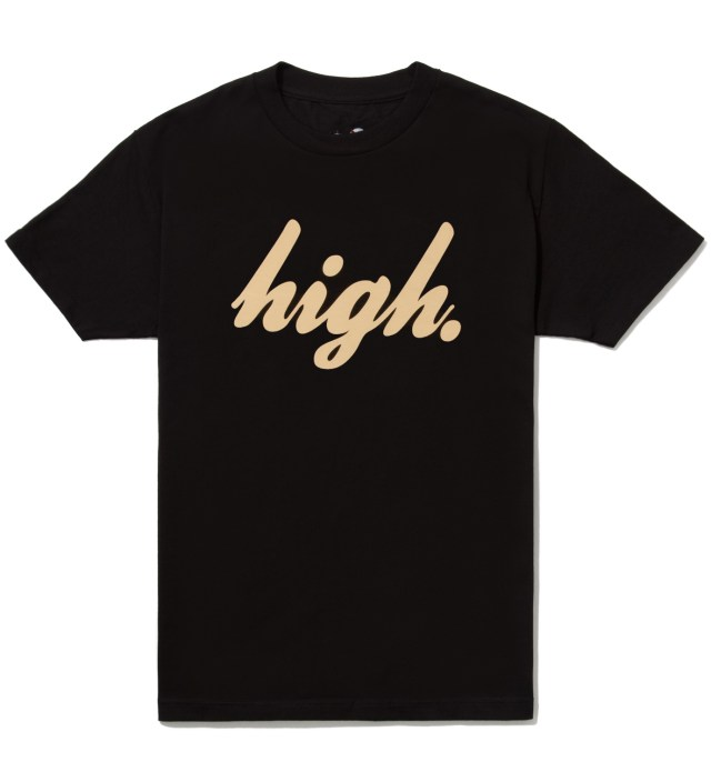 Odd Future Black High T-Shirt