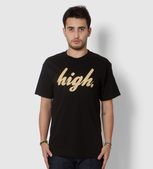 Odd Future Black High T-Shirt
