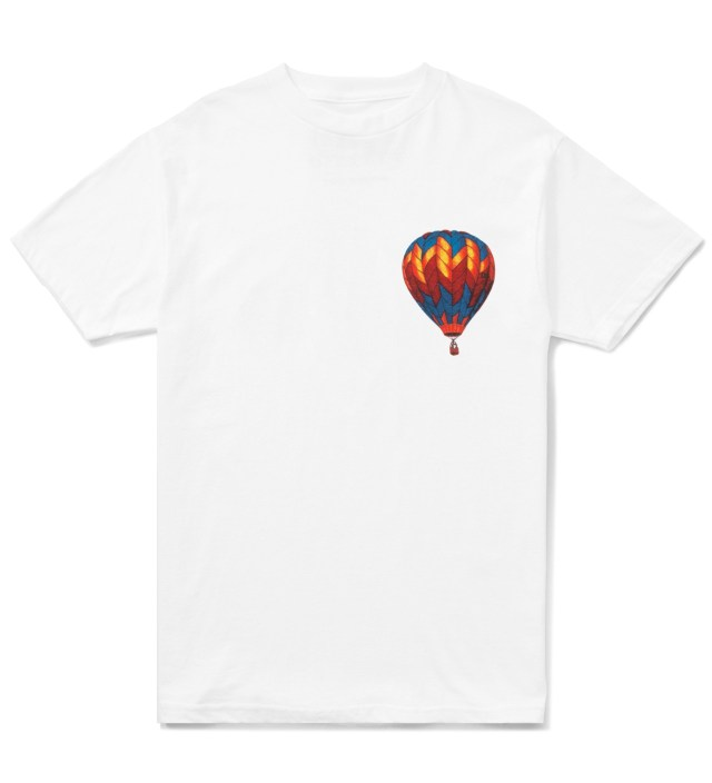 Odd Future White Hot Air Balloon T-Shirt