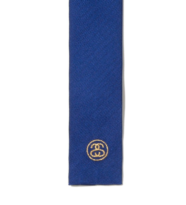 "BEDWIN & THE HEARTBREAKERS Stussy x The Heartbreakers Black ""David"" Two-Ways Tie"