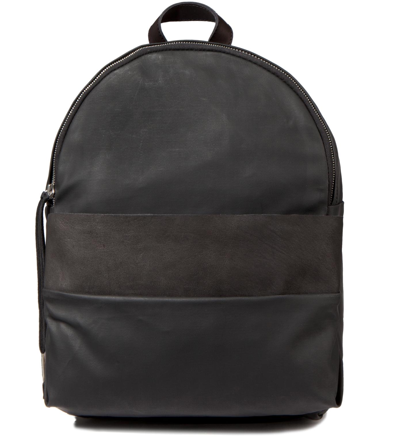 SILENT DAMIR DOMA Black Bango Backpack
