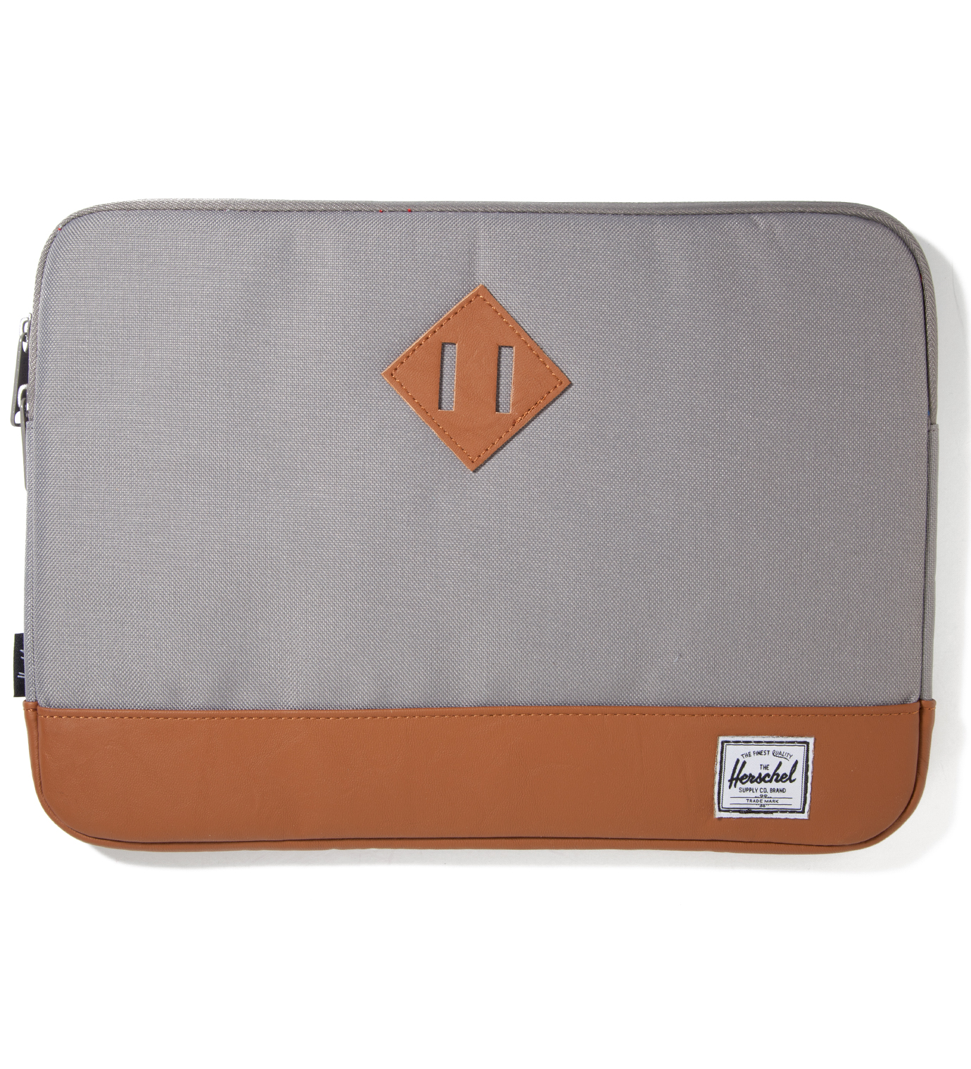 "Herschel Supply Co. Grey Heritage 13"" Macbook Sleeve"